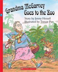 Grandma McGarvey Goes To The Zoo