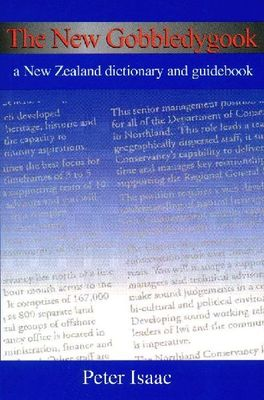 The New Goobledygook: A New Zealand Dictionary and Guidebook