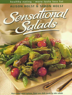 Sensational Salads: Year-Round Salad Options, from one-dish meals to side salads