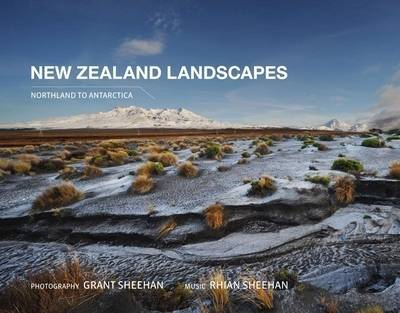 New Zealand Landscapes (with audio-CD)