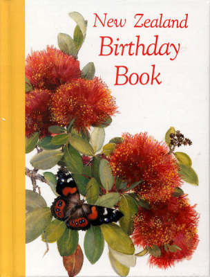 New Zealand Birthday Book