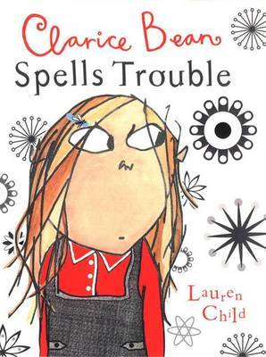 Clarice Bean Spells Trouble (#2 CD)