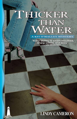 Thicker Than Water: A Kit O'Malley Mystery