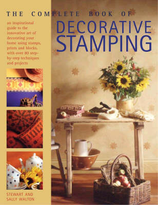 The Complete Guide to Decorative Stamping