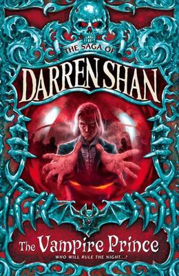The Vampire Prince (Saga of Darren Shan #6)