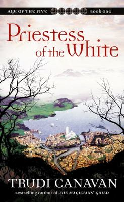 Priestess of the White (Age of the Fire #1)