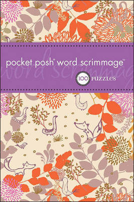 Pocket Posh Word Scrimmage