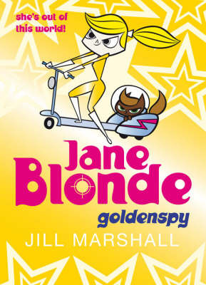 Goldenspy (Jane Blonde #5)