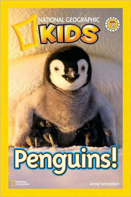 Penguins (National Geographic Science Readers Level 2)