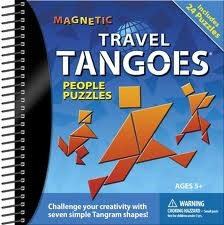 People Puzzles (Magnetic Travel Tangoes)