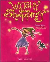 Witchy Goes Shopping