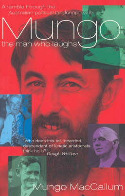 Mungo : the Man Who Laughs: The Man Who Laughs