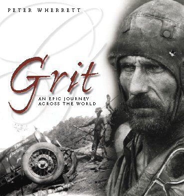Grit : An Epic Journey Across the  World O/P