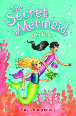 Reef Rescue (The Secret Mermaid #4)