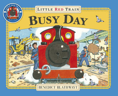 Busy Day (Little Red Train)