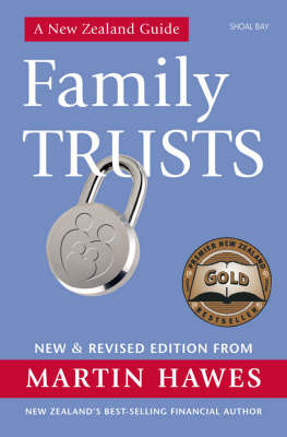 Family Trusts: A New Zealand Guide (2008)