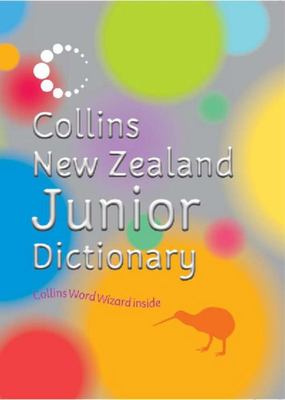 Collins New Zealand Junior Dictionary