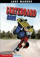 Skateboard Save (Jake Maddox)