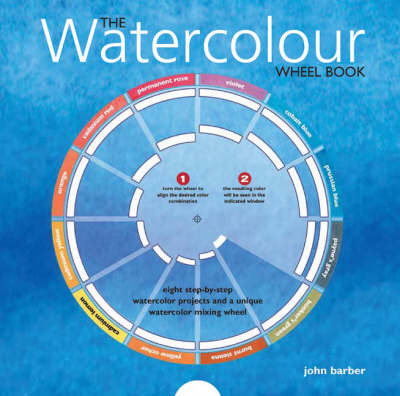 The Watercolour Wheel Book
