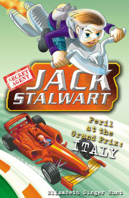 Peril at the Grand Prix: Italy (Jack Stalwart #8)