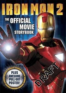 Iron Man 2: Official Movie Storybook