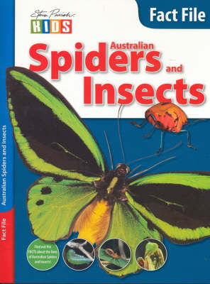 Australian Spiders and Insects