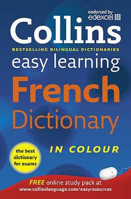 Collins Easy Learning French Dictionary in Colour 5Ed - Harper