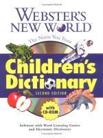 Webster's New World Children's Dictionary with CD-ROM (2nd. ed.)