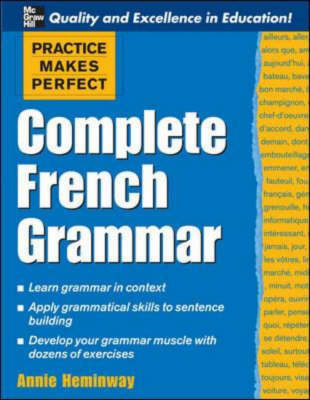 PMP: Complete French Grammar