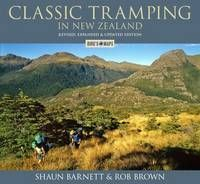 Classic Tramping in New Zealand (2nd edition - Bird's Eye Map 2010)