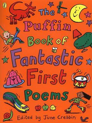 Fantastic First Poems (Puffin book of)