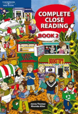 Complete Close Reading Student Book 2