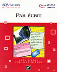 Par Ecrit Student Book