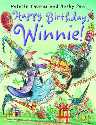 Happy Birthday Winnie! (Winnie and Wilbur)