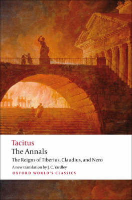 The Annals : The reigns of Tiberius, Clauduis and Nero