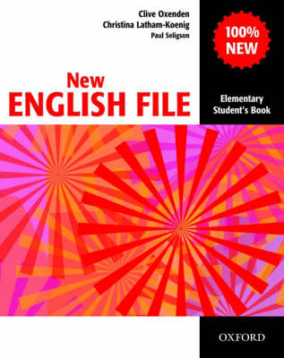 New English File - Elementary Student's Book