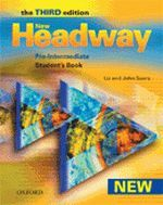 New Headway Pre-Intermediate Student Book 3rd Edition