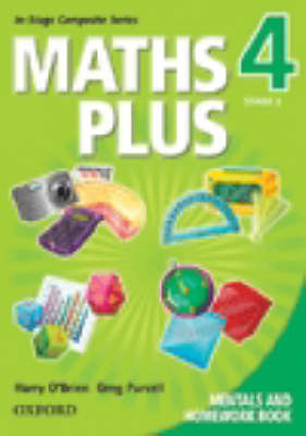 Maths Plus Mentals and Homework Book Year 4