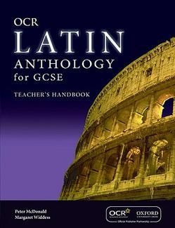 GCSE Latin Anthology for OCR - teacher guide