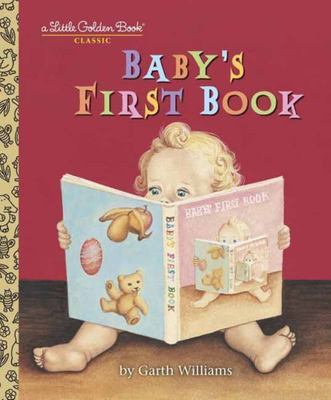 Baby's First Book (Little Golden Book)