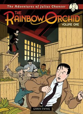 Adventures of Julius Chancer (The Rainbow Orchid #1)