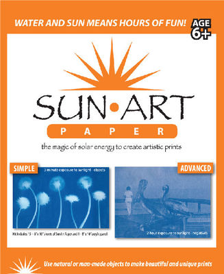 Sun Art Paper Kit, Large