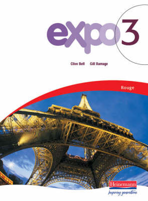 Expo 3 : Rouge Pupil Book