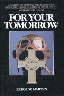 For Your Tomorrow Vol 1