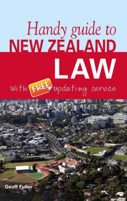 Handy Guide to New Zealand Law (With Free Updating Service)