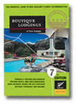 Boutique Lodgings of New Zealand (8 ED)
