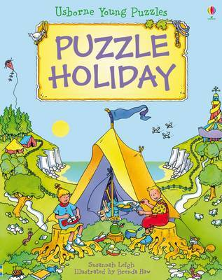 Puzzle Holiday (Usborne Young Puzzles)