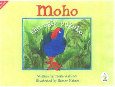 Moho the Ugly Pukeko