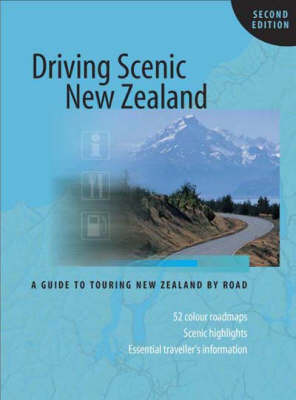 Driving Scenic NZ