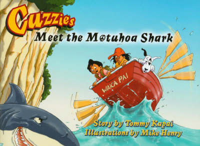 Cuzzies Find the Motuhoa Shark